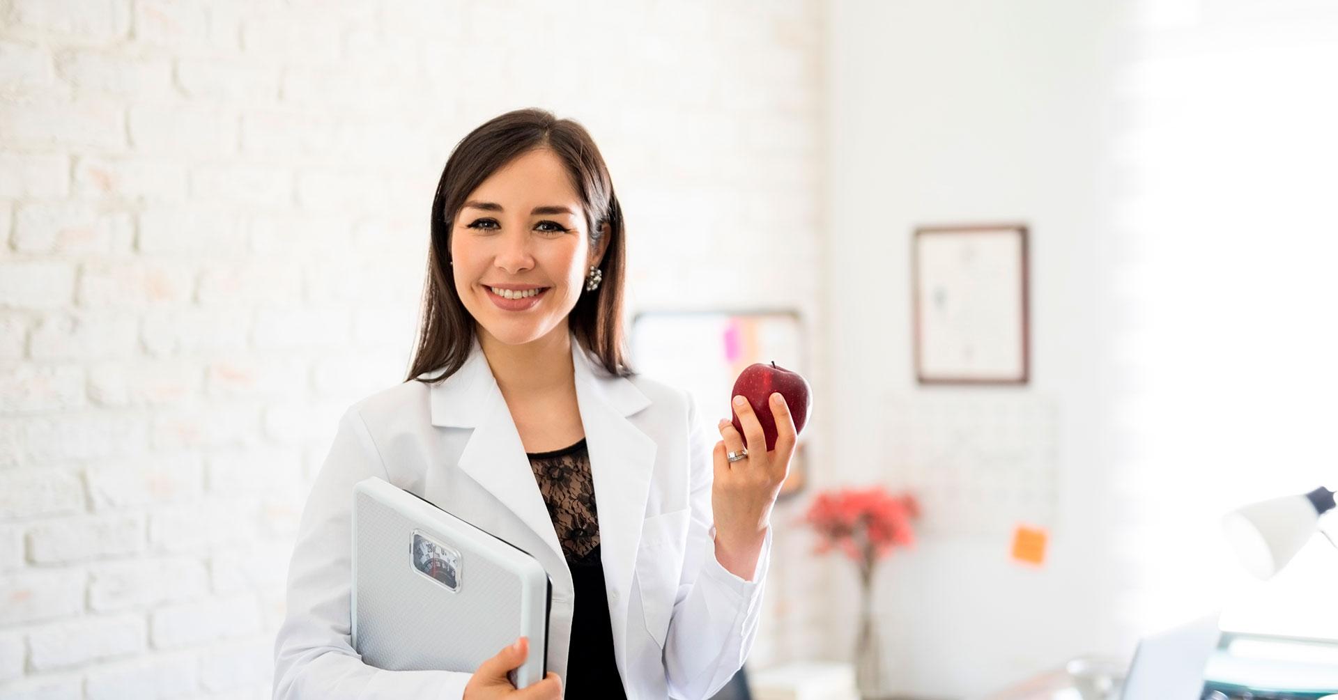 Conexión Saludable, una iniciativa que busca nutriólogos