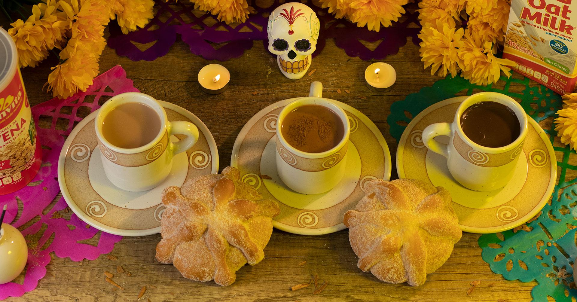 3 recetas de atole de avena