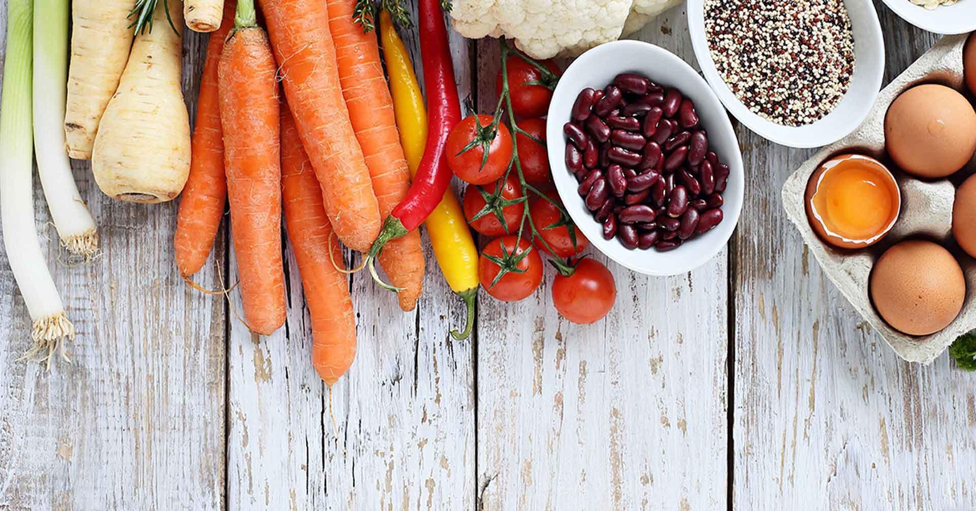 9 alimentos nutritivos que no pueden faltar en casa