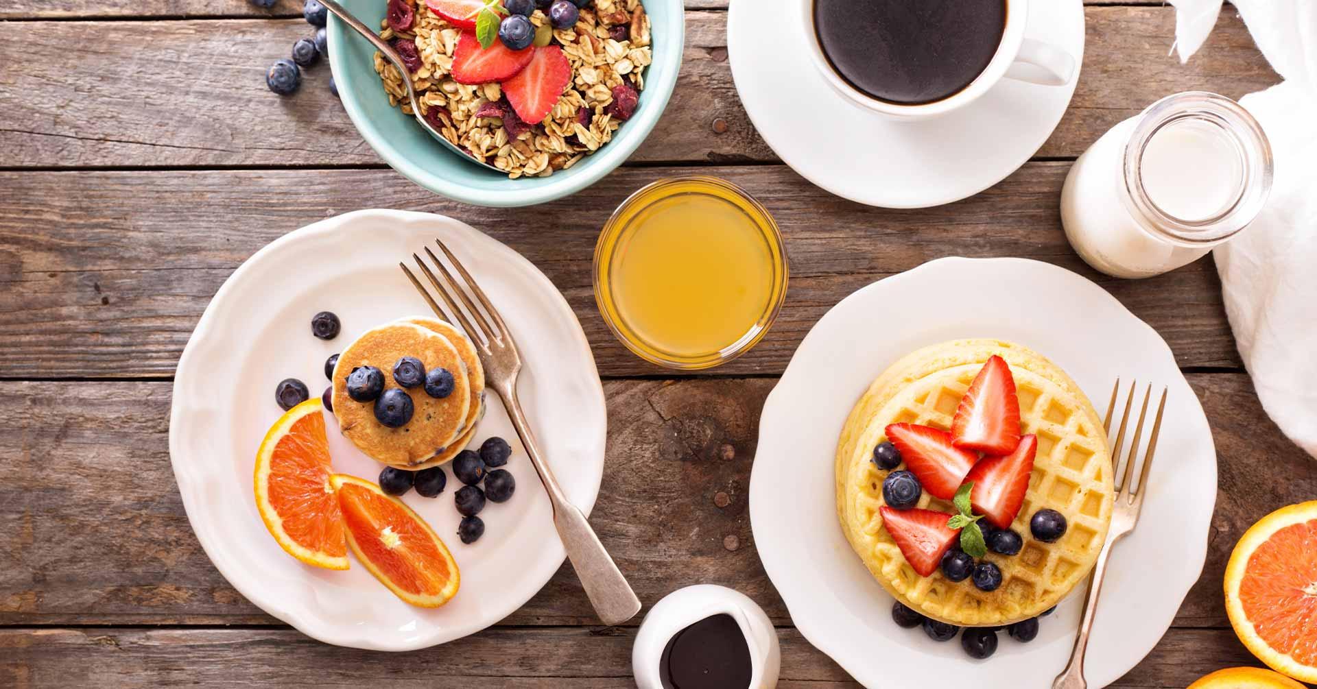 Ocho desayunos con avena que te harán el día