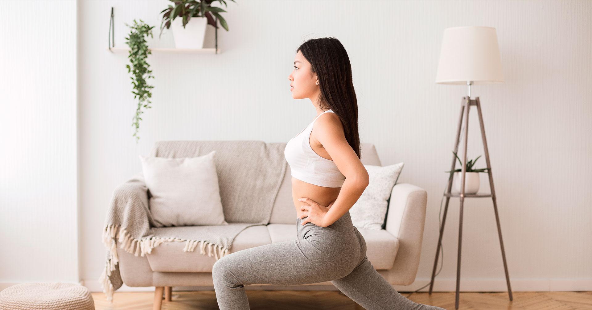 Ejercicios para piernas que mejorarán tu circulación